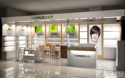 化妆品展示柜图片 化妆品展示柜价格大全